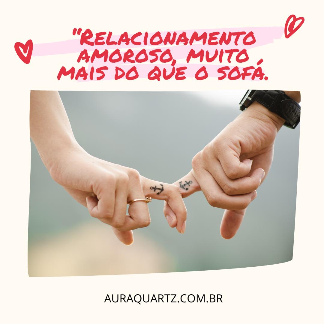 Para quê serve um Relacionamento