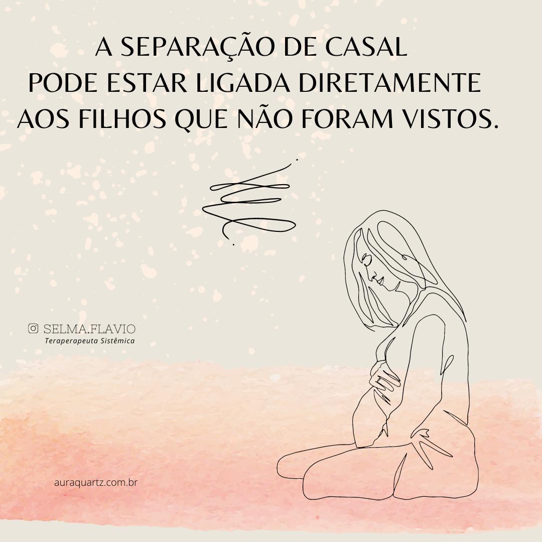 SEPARAÇÃO DE CASAL